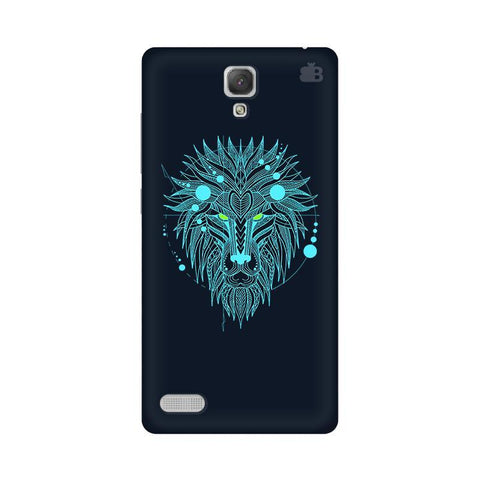 Abstract Art Lion Xiaomi Redmi Note Prime Phone Cover