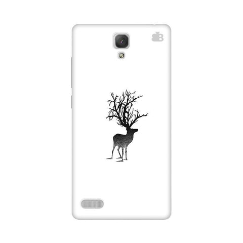Abstract Deer Xiaomi Redmi Note Prime Phone Cover