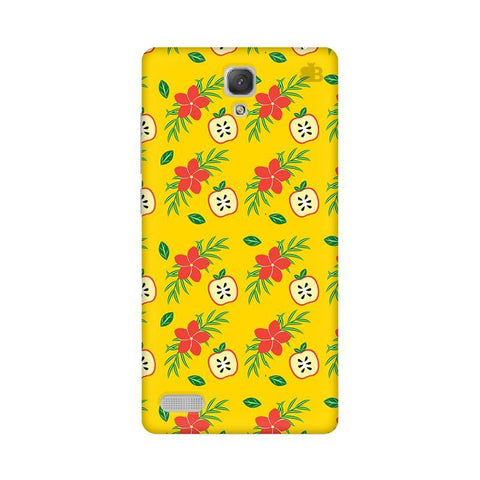 Apples & Flowers Xiaomi Redmi Note Prime Phone Cover