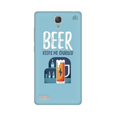 Beer Charged Xiaomi Redmi Note Prime Phone Cover