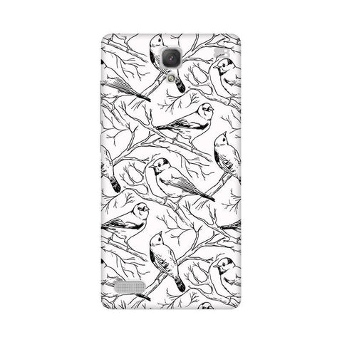 Birdy Birds Xiaomi Redmi Note Prime Phone Cover