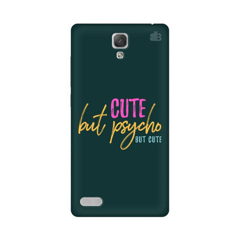 Cute but Psycho Xiaomi Redmi Note Prime Phone Cover