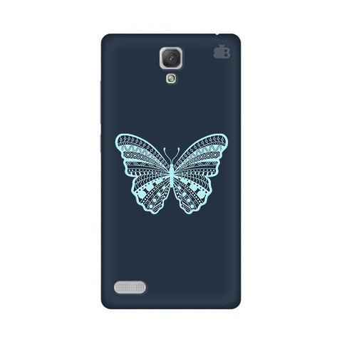 Ethnic Butterfly Art Xiaomi Redmi Note Prime Phone Cover