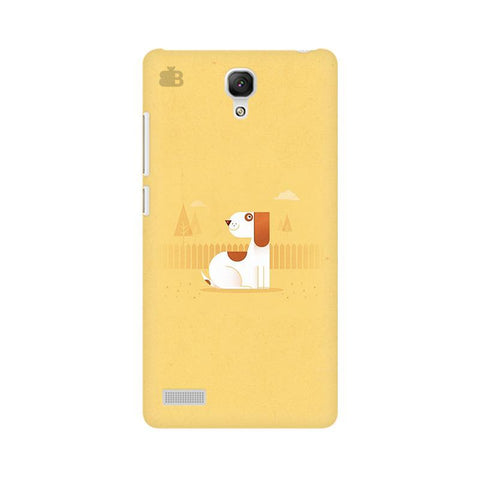 Calm Dog Xiaomi Redmi Note Phone Cover