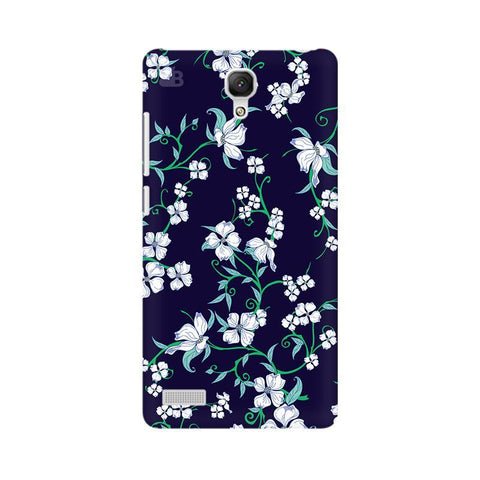 Dogwood Floral Pattern Xiaomi Redmi Note Phone Cover