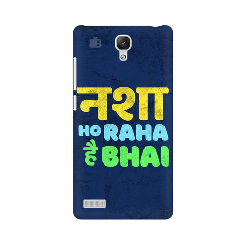 Nasha Bhai Xiaomi Redmi Note Cover