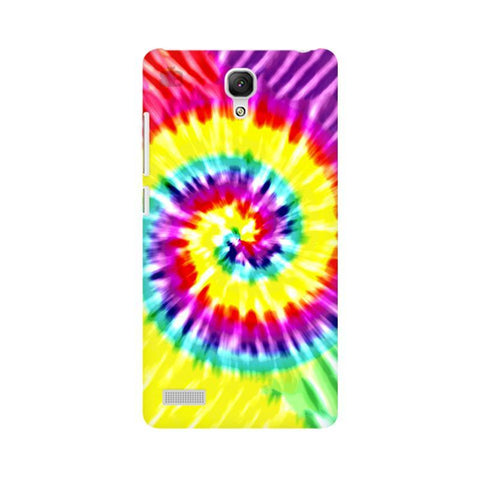 Tie & Die Art Xiaomi Redmi Note Phone Cover