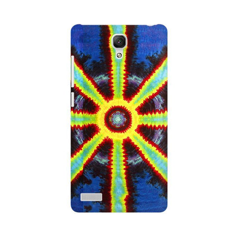 Tie & Die Pattern Xiaomi Redmi Note Phone Cover