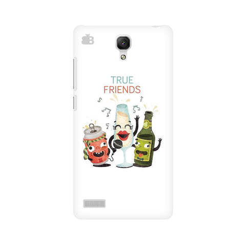True Friends Xiaomi Redmi Note Phone Cover