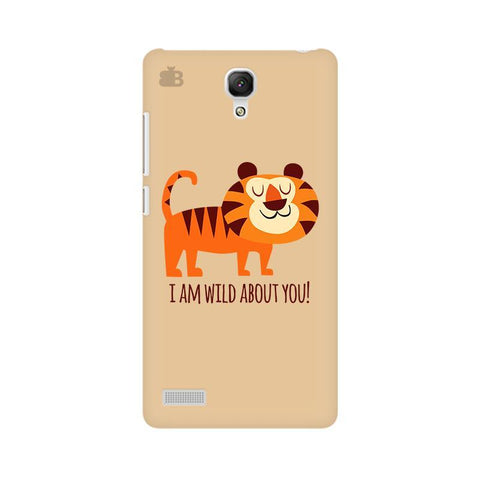 Wild About You Xiaomi Redmi Note Phone Cover