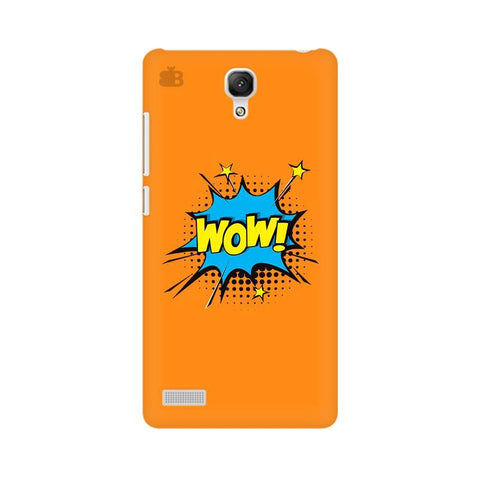 Wow! Xiaomi Redmi Note Phone Cover
