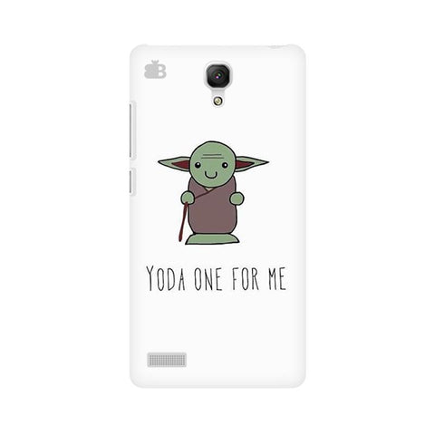 Yoda One Xiaomi Redmi Note Phone Cover