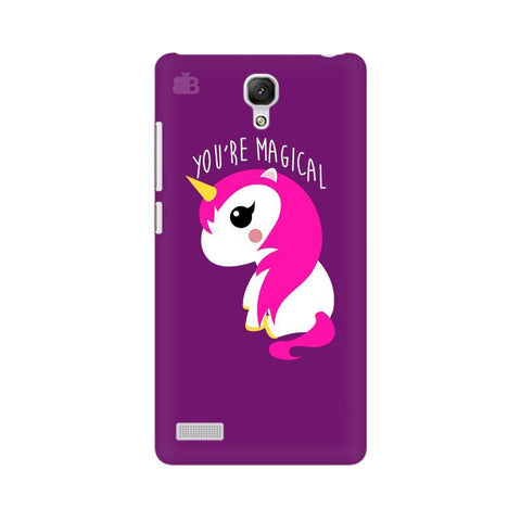 You're Magical Xiaomi Redmi Note Phone Cover
