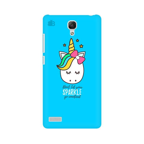 Your Sparkle Xiaomi Redmi Note Phone Cover