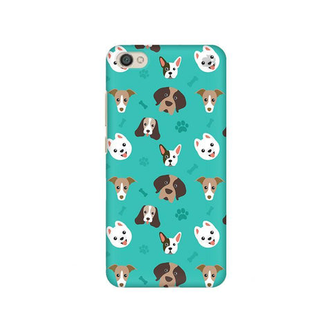 Doggie Pattern Xiaomi Redmi Y1 Lite Phone Cover
