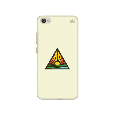Triangular Sun Xiaomi Redmi Y1 Lite Phone Cover