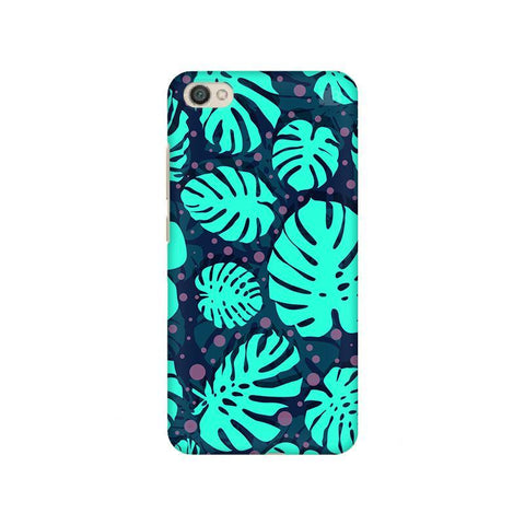 Tropical Leaves Pattern Xiaomi Redmi Y1 Lite Phone Cover