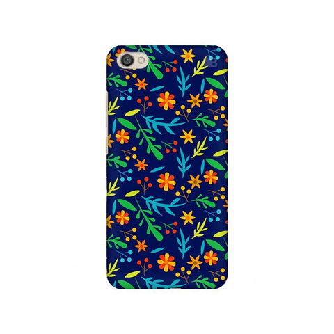 Vibrant Floral Pattern Xiaomi Redmi Y1 Lite Phone Cover