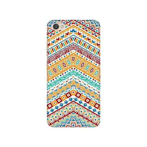 Wavy Ethnic Art Xiaomi Redmi Y1 Lite Phone Cover