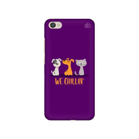 We Chillin Xiaomi Redmi Y1 Lite Phone Cover