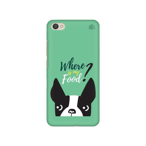 Where is my Food Xiaomi Redmi Y1 Lite Phone Cover