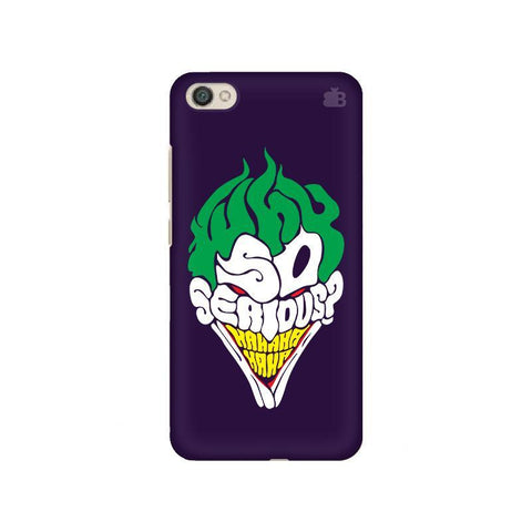 Why So Serious Xiaomi Redmi Y1 Lite Phone Cover
