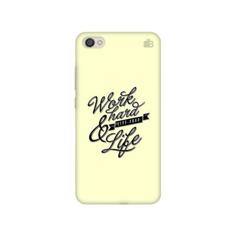 Work Hard Xiaomi Redmi Y1 Lite Phone Cover