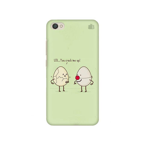 You Crack me up Xiaomi Redmi Y1 Lite Phone Cover