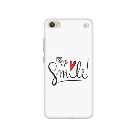 You make me Smile Xiaomi Redmi Y1 Lite Phone Cover