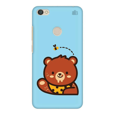 Bear Loves Honey Xiaomi Redmi Y1 Phone Cover