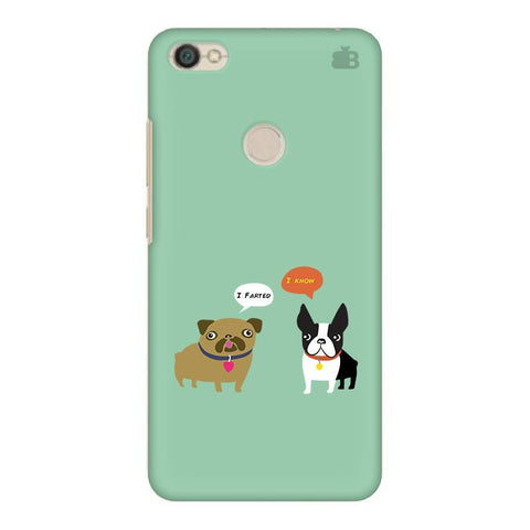 Cute Dog Buddies Xiaomi Redmi Y1 Phone Cover