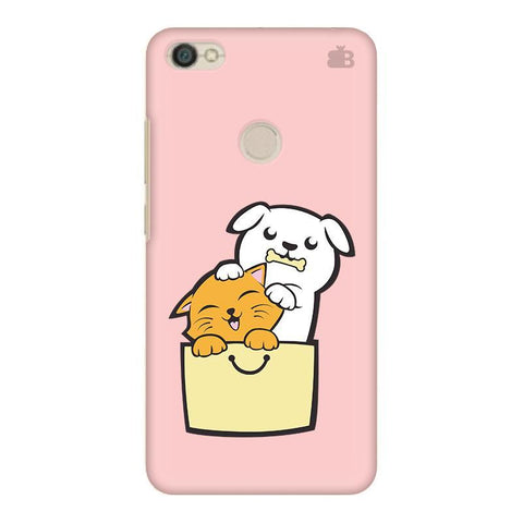 Kitty Puppy Buddies Xiaomi Redmi Y1 Phone Cover