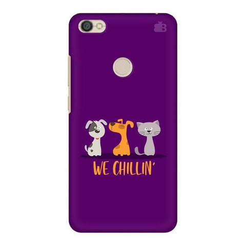We Chillin Xiaomi Redmi Y1 Phone Cover