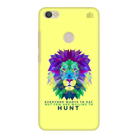 Willing to Hunt Xiaomi Redmi Y1 Phone Cover