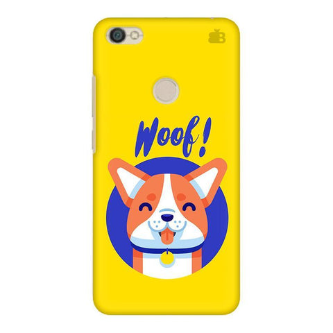 Woof Xiaomi Redmi Y1 Phone Cover