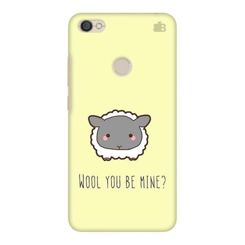 Wool Xiaomi Redmi Y1 Phone Cover
