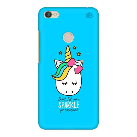Your Sparkle Xiaomi Redmi Y1 Phone Cover