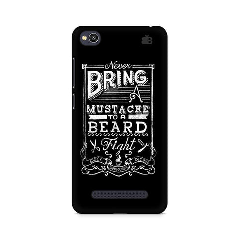 Beard Fight Xiaomi Redmi  4A Phone Cover