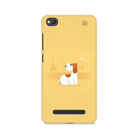 Calm Dog Xiaomi Redmi  4A Phone Cover