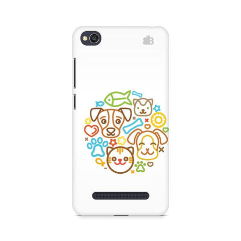Cute Pets Xiaomi Redmi  4A Phone Cover