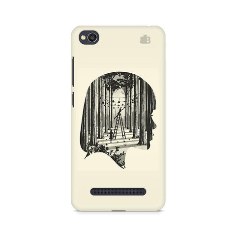 Double Exposure Xiaomi Redmi  4A Phone Cover