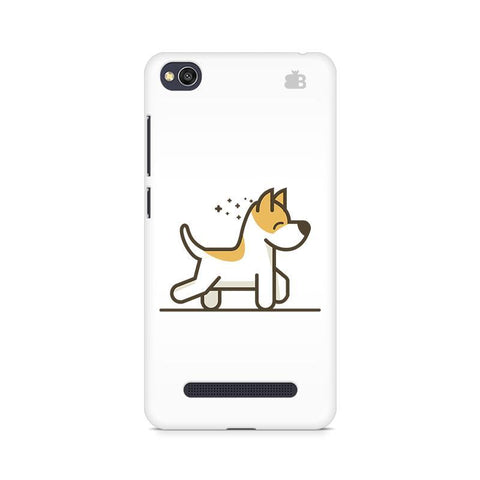 Happy Puppy Xiaomi Redmi  4A Phone Cover