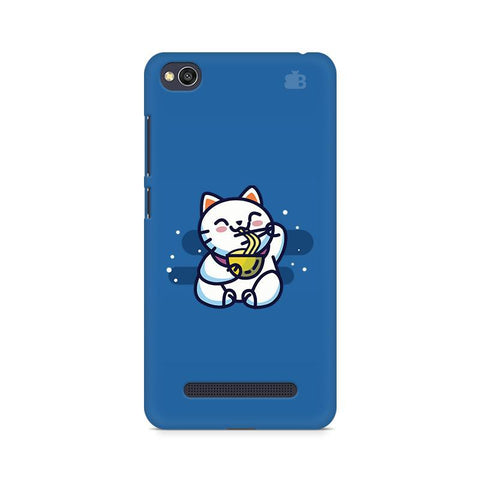 KItty eating Noodles Xiaomi Redmi  4A Phone Cover