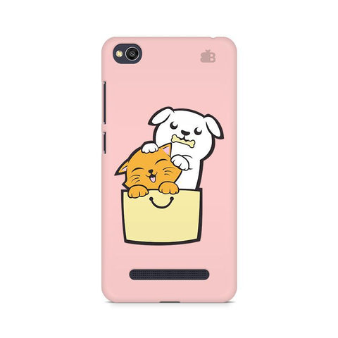 Kitty Puppy Buddies Xiaomi Redmi  4A Phone Cover