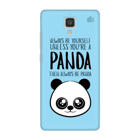 Always be panda Xiaomi  Mi 4 Phone Cover