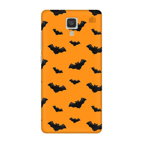Bats Pattern Xiaomi  Mi 4 Phone Cover