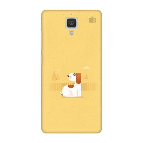 Calm Dog Xiaomi  Mi 4 Phone Cover