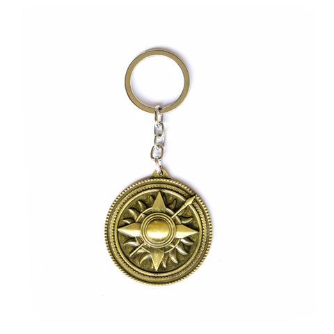 House tyrell golden Keychain