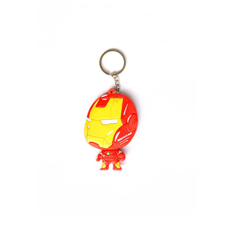 SupperHero bobblehead Keychain