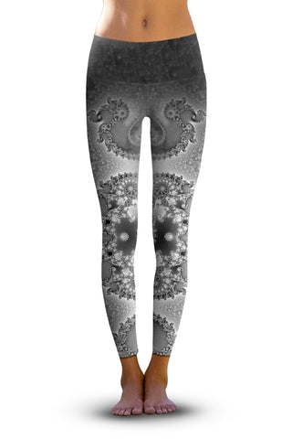 2nd Gen. Carina Nebula Space Galaxy, Eco-Friendly Active Performance Leggings